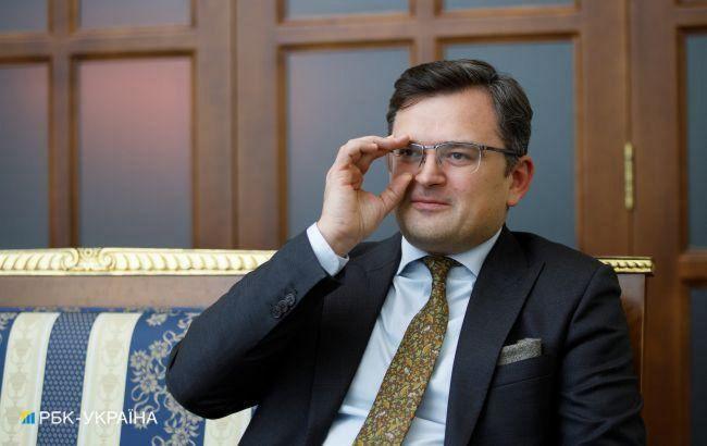 Кулеба назвал условия для введения секторальных санкций против РФ