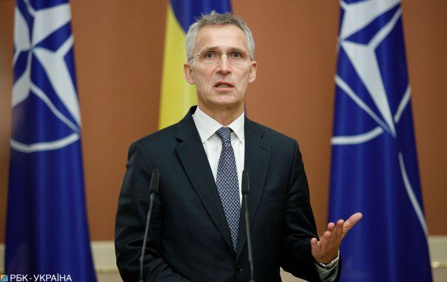 НАТО никогда не признает аннексию Крыма, - Столтенберг
