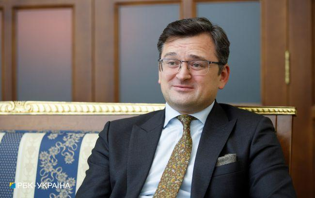 Согласие России на перемирие будет сигналом к деэскалации на Донбассе, - Кулеба