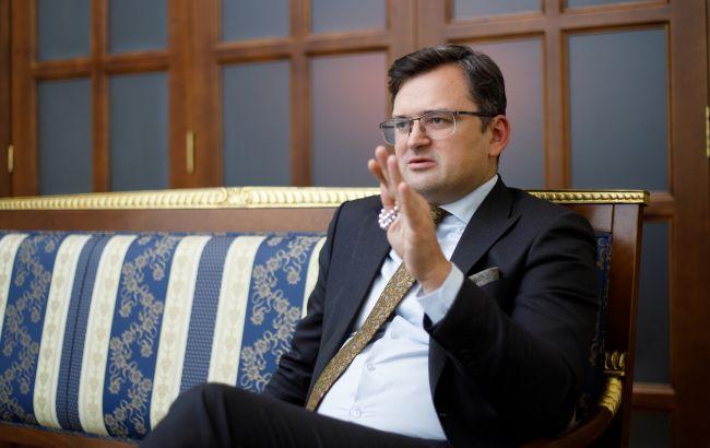 Вопрос деоккупации Крыма и Донбасса нужно рассматривать отдельно, - Кулеба