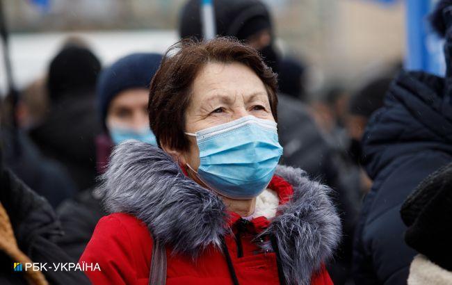 Карантин в Украине продлили до конца зимы