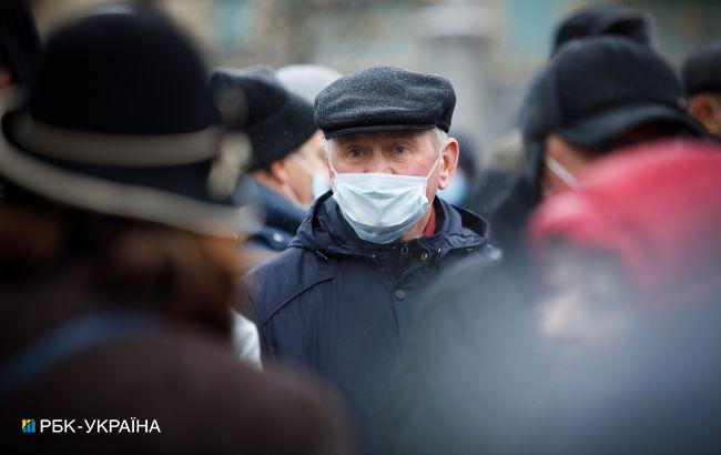 """Чернігівська область перейде в """"червону"""" зону з 29 березня"""