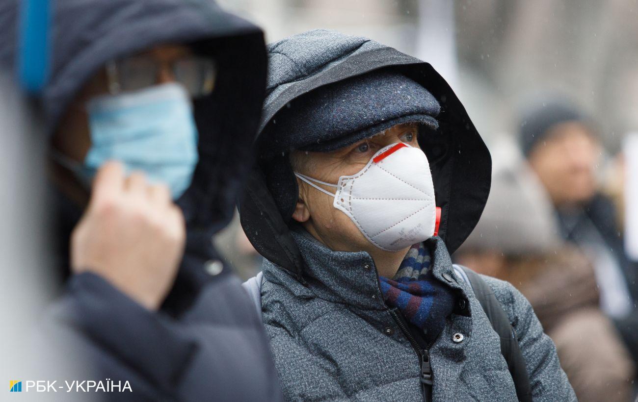 Рост случаев: в Украине выявили 8147 новых заражений коронавирусом