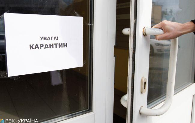 Минздрав не исключает ужесточение карантина в Украине