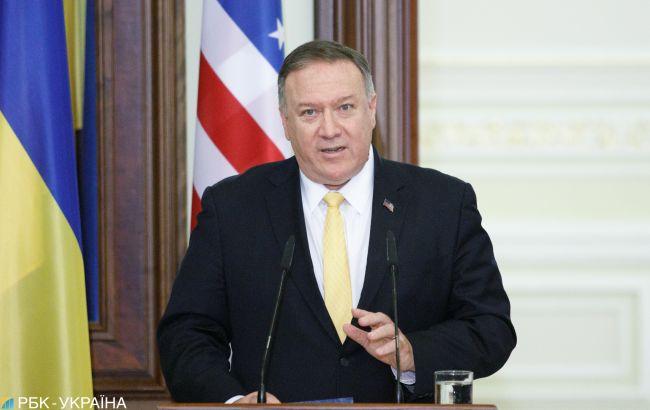 Помпео звинуватив Росію в дестабілізації Середземноморського регіону