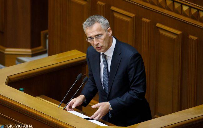 Генсек НАТО відреагував на критику Макрона на адресу альянсу