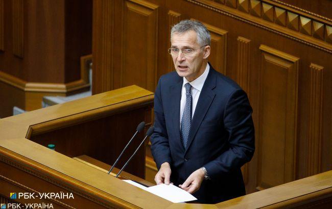 Россия не имеет права голоса в вопросе вступления Украины в НАТО, - Столтенберг