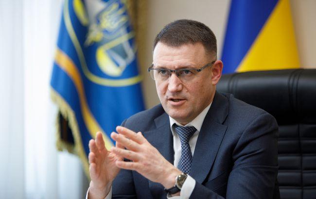 Глава фискальной службы: по результатам обысков в Киеве расследуется 9 уголовных производств