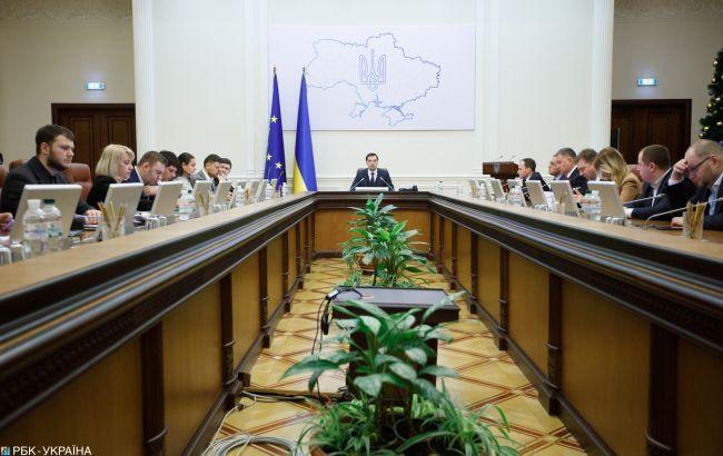 Рада відправляє у відставку Кабмін Гончарука: онлайн
