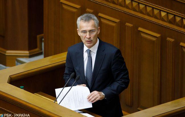 Саммит НАТО обсудит сотрудничество с Украиной и противодействие России, - Столтенберг