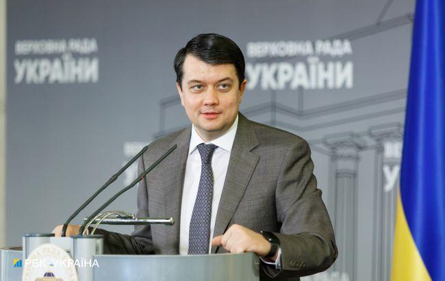 Зеленський може ветувати закон про перезапуск ВККС, - Разумков