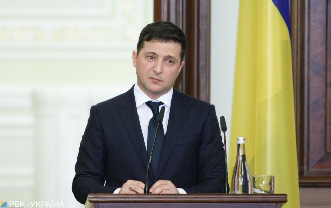Зеленский продлил запрет российских соцсетей в Украине