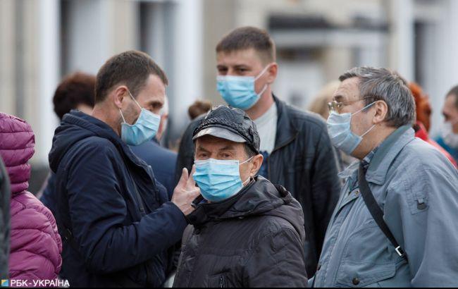 Коронавірус в Україні: кількість випадків зросла майже на 50