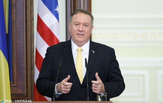 """Помпео анонсував нові санкції США проти """"Північного потоку-2"""""""