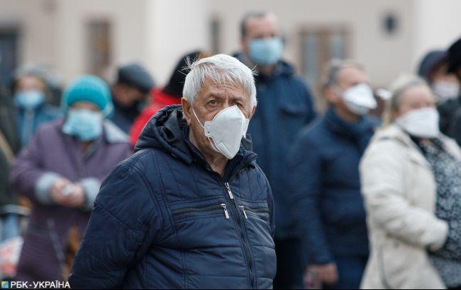 Коронавірус в Україні: кількість зафіксованих випадків на 11 травня