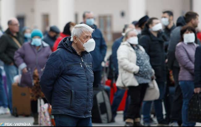 Росія знову встановила антирекорд за кількістю нових випадків коронавірусу
