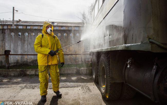 В Украине число заболевших коронавирусом превысило 600 человек