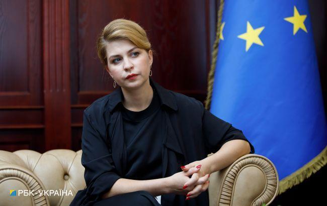 Україна готова стати головним союзником США в Чорноморському регіоні, - Стефанішина