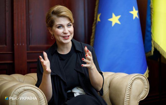 Ольга Стефанішина: Ситуація на Донбасі – не перешкода для вступу України в НАТО