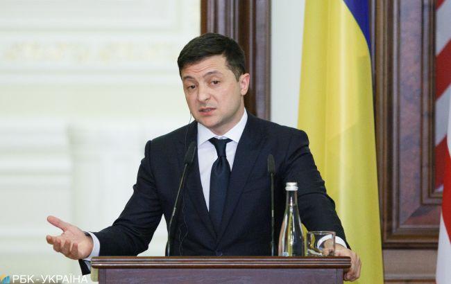 Зеленський пригрозив санкціями за бізнес з ОРДЛО