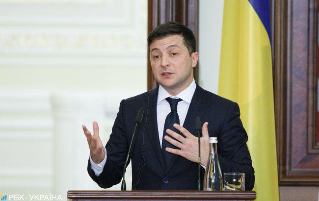 """Зеленский анонсировал """"очищение"""" партии """"Слуга народа"""""""