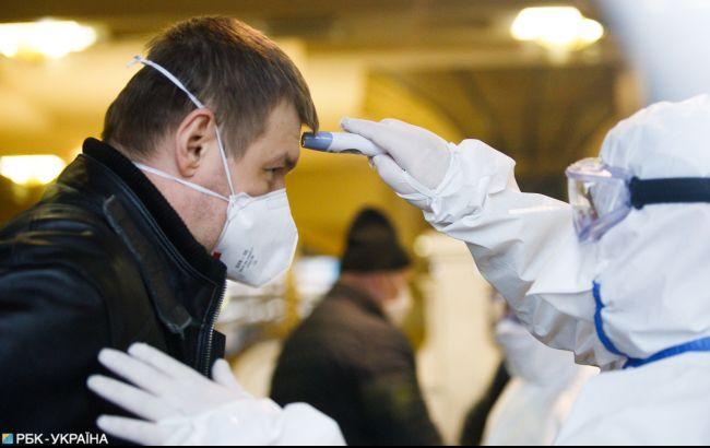 В Днепропетровской области сегодня обнаружили более 50 больных COVID-19