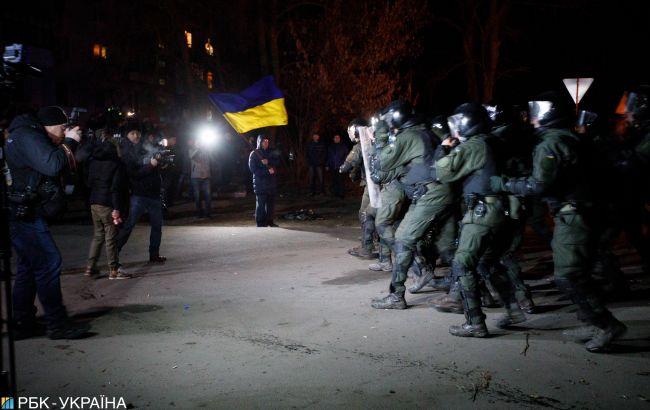 Беспорядки в Новых Санжарах: суд наказал двух участников