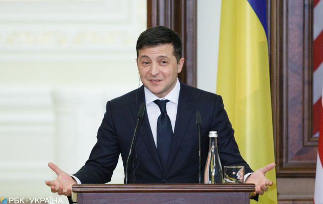 Українці дали оцінку першому року президентства Зеленського