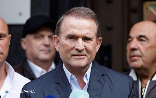 Домашний арест Медведчука: суд рассматривает продление меры пресечения