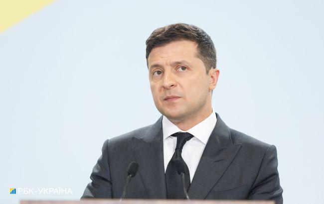 Зеленский призвал начать консультации Украина-Германия-США по газу