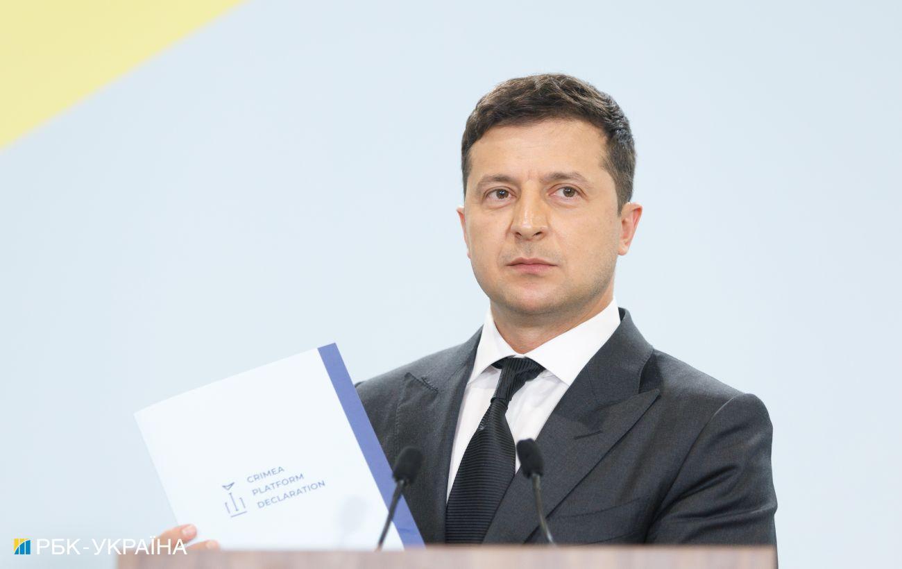 Зеленский созывает на завтра заседание СНБО