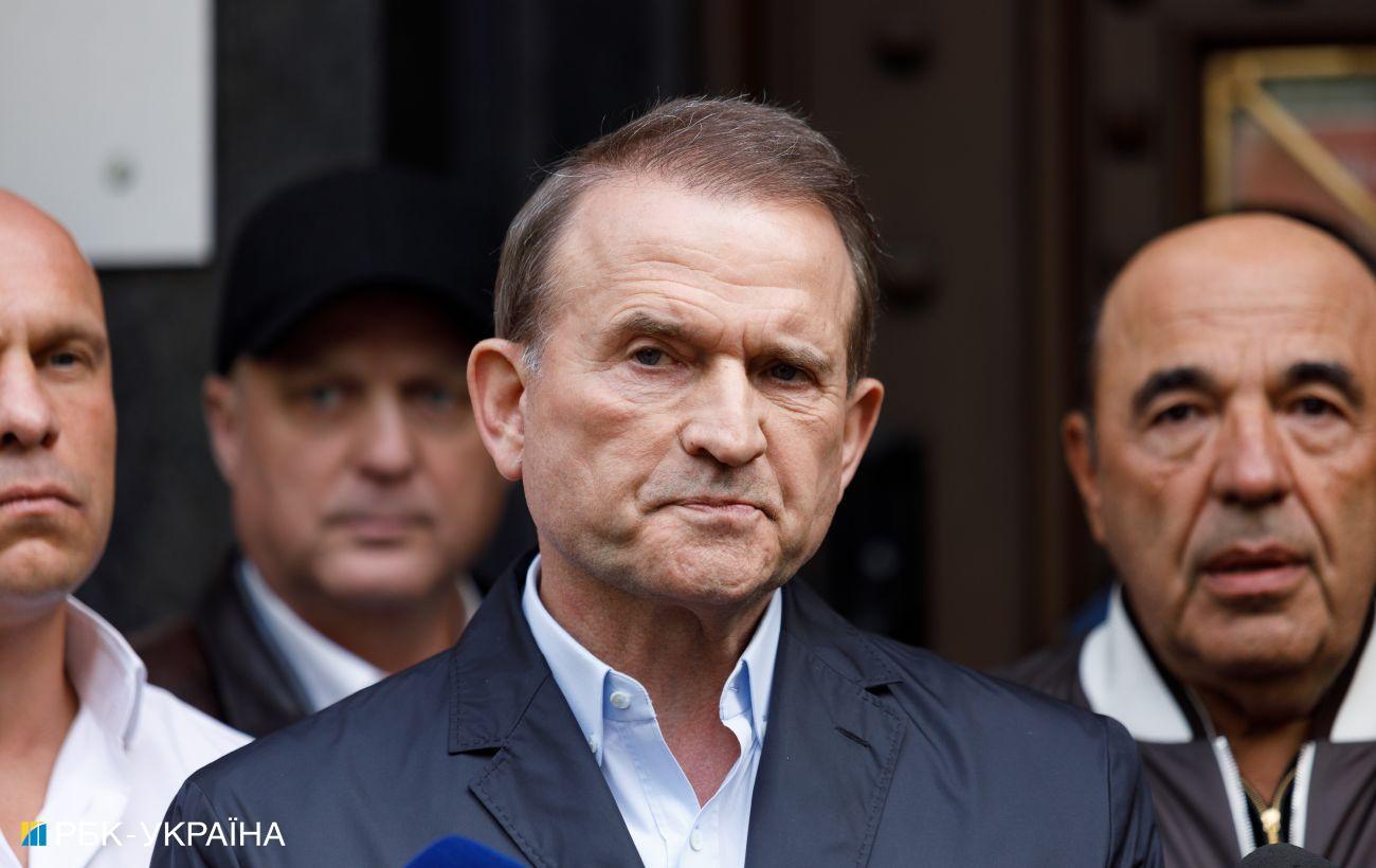Медведчука отправили под круглосуточный домашний арест по новому делу