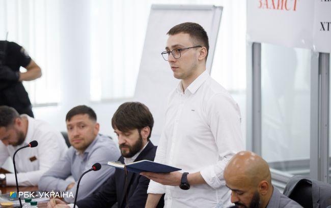 Суд отказался отменить домашний арест Стерненко