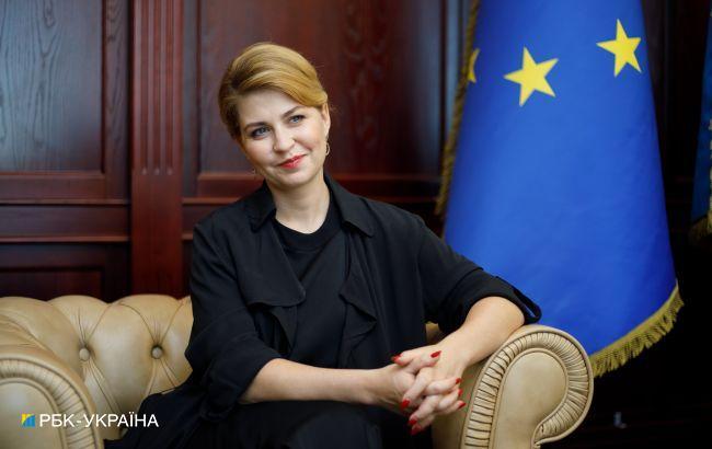 Україна вийшла на другий рівень європейської інтеграції, - Стефанішина