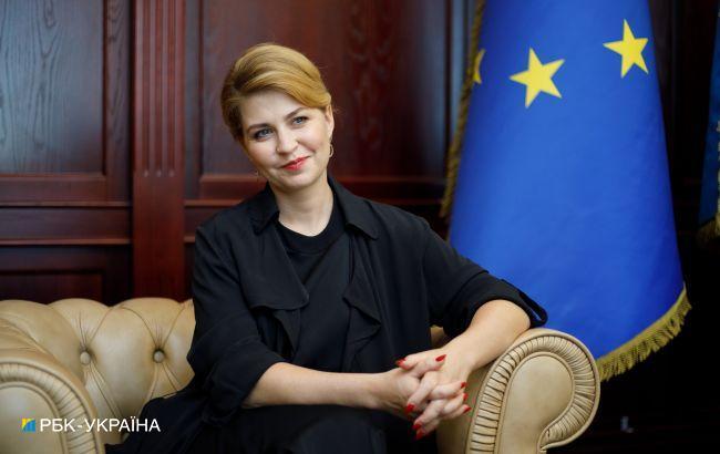 Решения КСУ не повлияют на безвиз с Евросоюзом, - Стефанишина