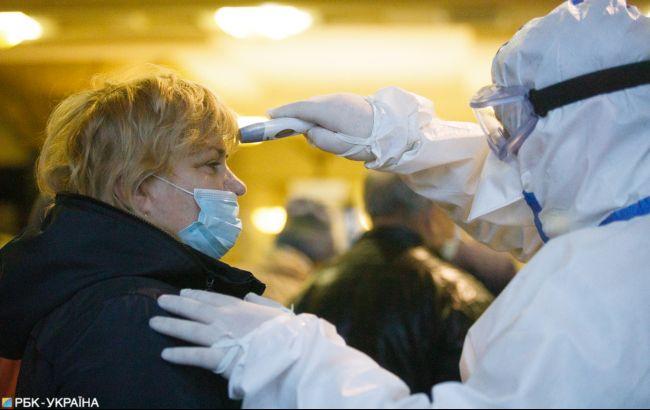 Коронавірус в Україні: кількість зафіксованих випадків на 20 квітня
