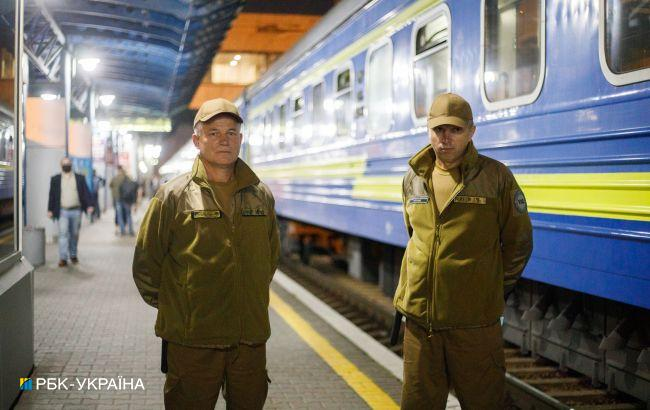 Шерифи на рейках. Як працює нова охорона нічних поїздів