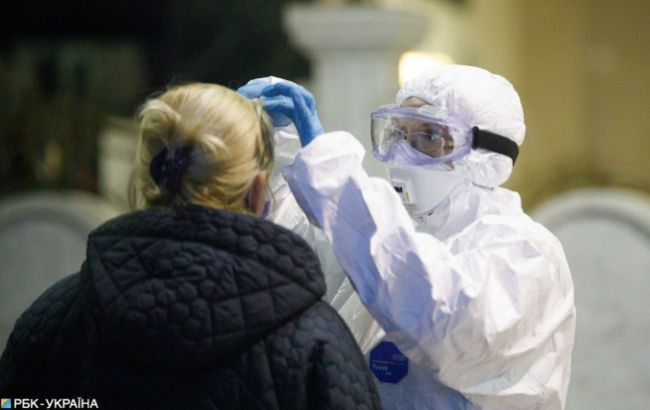 В Украине за сутки заразились коронавирусом более 50 медиков