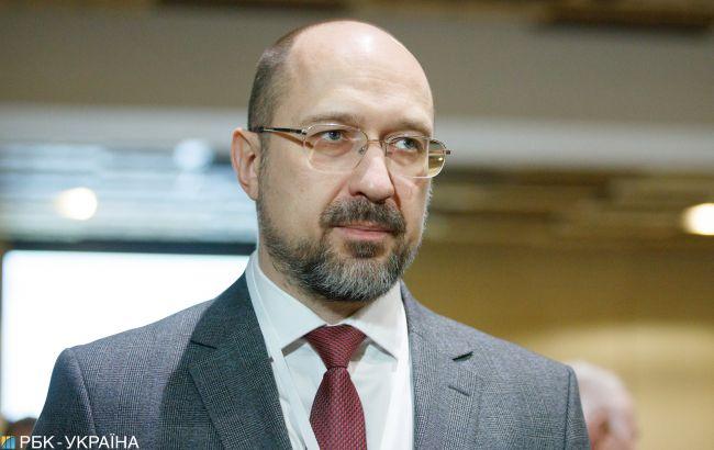 Шмыгаль о новом локдауне в Украине: он может не понадобиться, но нужно ограничить контакты