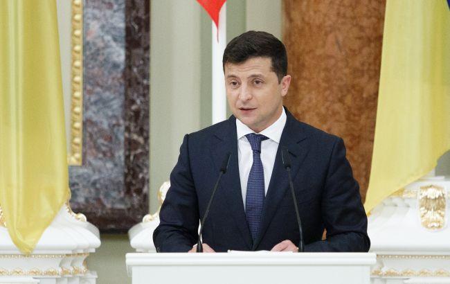Зеленский назвал следующие шаги на пути к миру на Донбассе