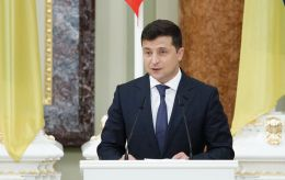 Зеленский о войсках РФ на границе Украины: хотят, чтобы мы боялись и провоцируют