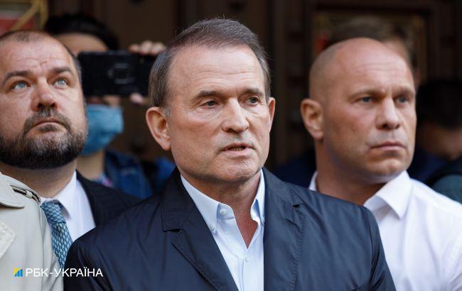 Офис генпрокурора будет просить продлить домашний арест Медведчука