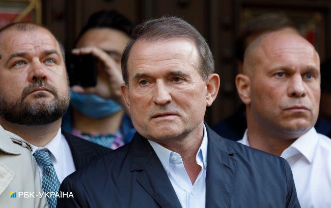 Зеленский допустил обмен Медведчука на пленных в РФ и назвал условие