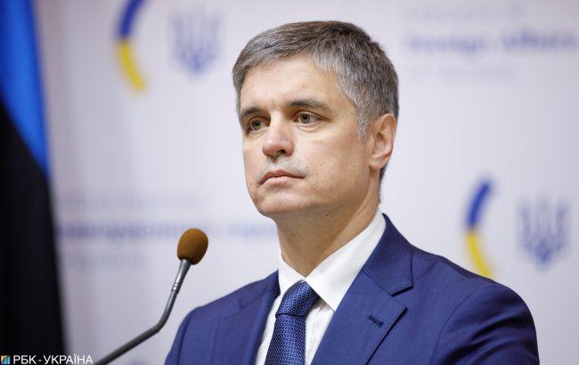 Пристайко висловив співчуття у зв'язку з масштабною ДТП у Словаччині