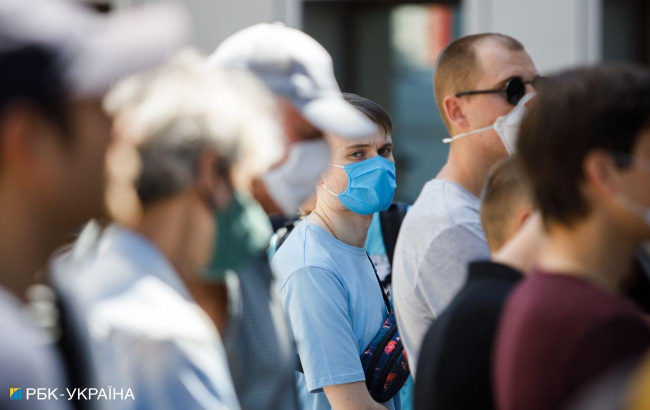 В Киеве антирекорд по коронавирусу: 200 новых случаев