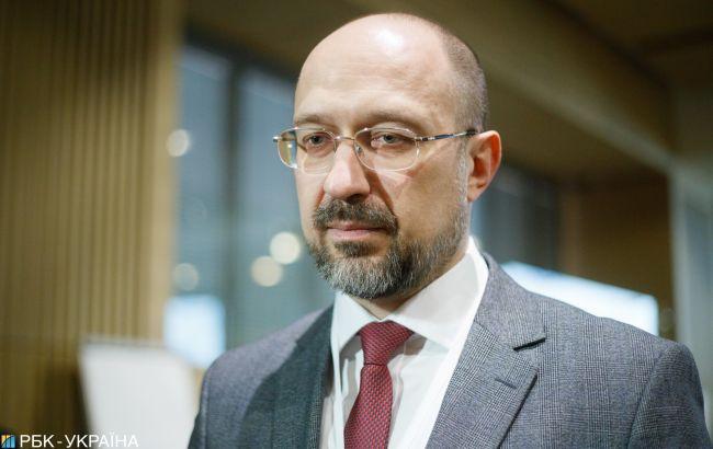 У нас война: Шмыгаль объяснил отказ Украины от российской вакцины