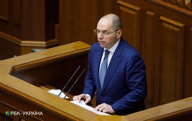 У Кабміні розповіли, чому в Україні немає масового тестування як в Словаччині