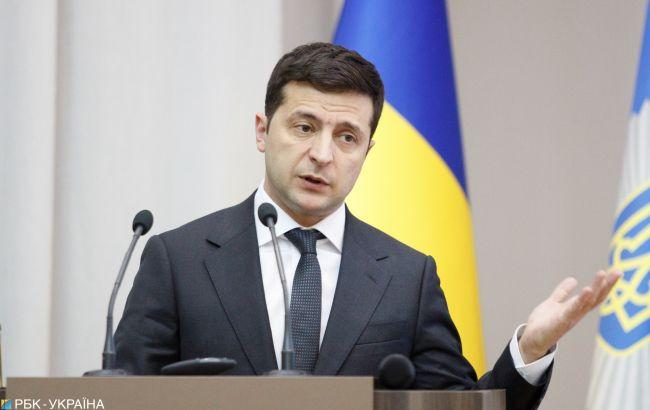 В конце 2019 года Зеленскому доверяют более 60% украинцев