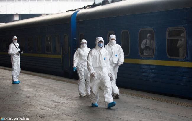В Україні значно зросла кількість хворих на коронавірус