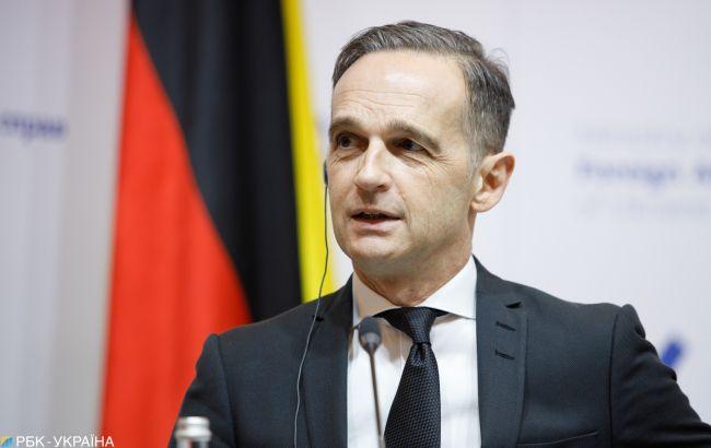 Правительство Ирака поддерживает продолжение военной миссии Германии, - Маас